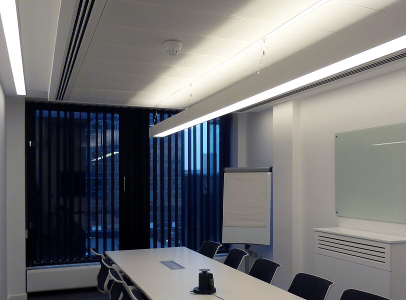 Bordo LED 150 and Lightline LED 60Recessed